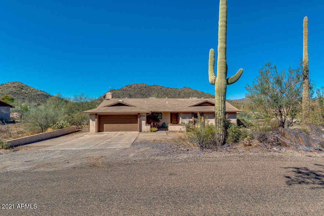 37210 N HIDDEN VALLEY Drive, Cave Creek, AZ, 85331,