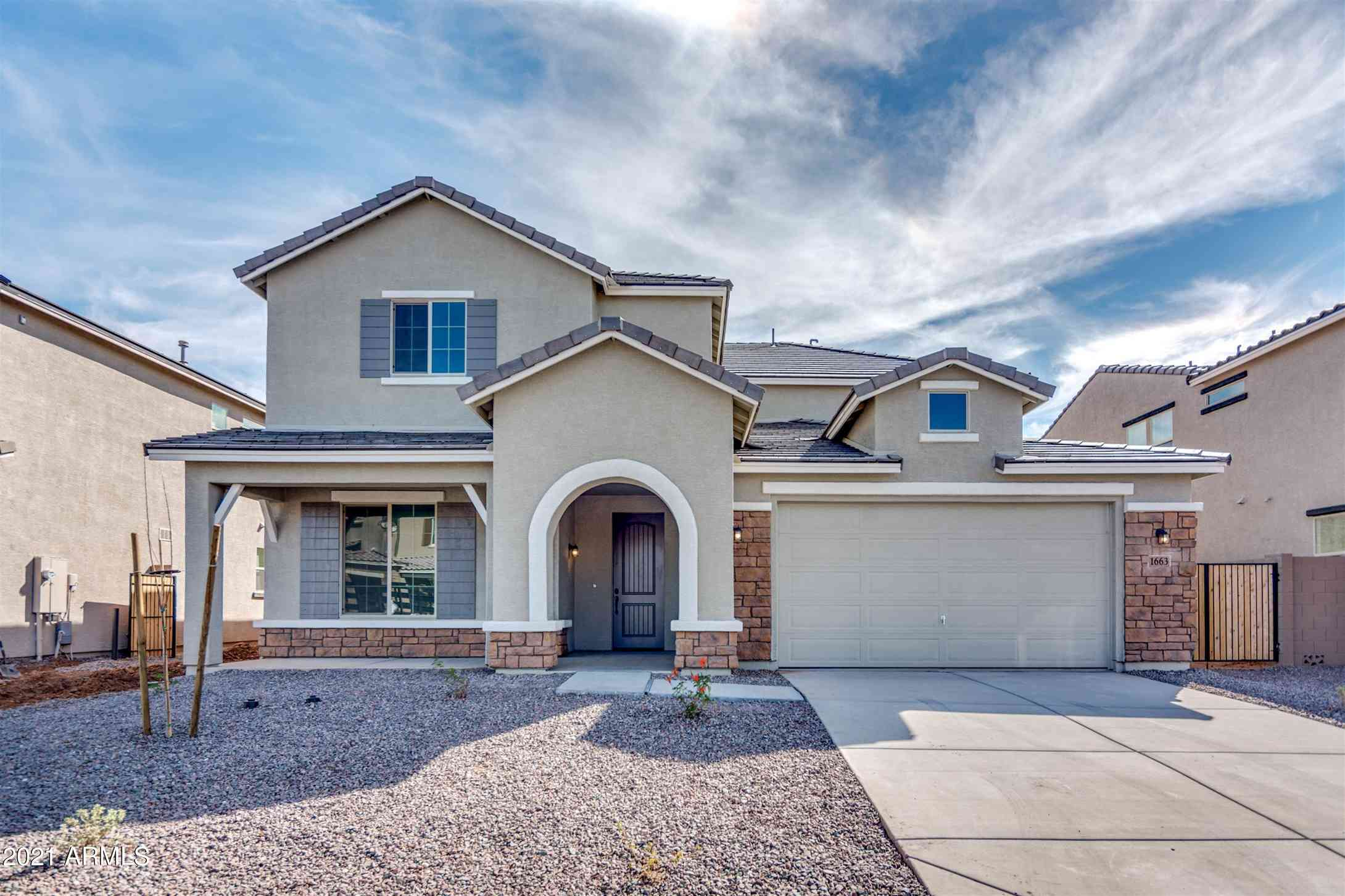 1663 W GORDON Street, Queen Creek, AZ, 85142,