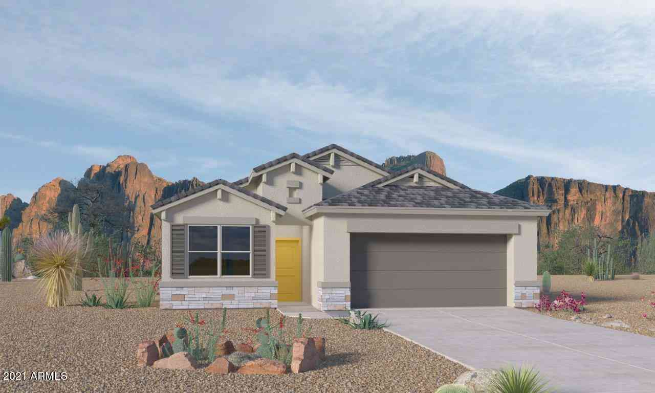 4620 W CINNAMON Avenue, Coolidge, AZ, 85128,