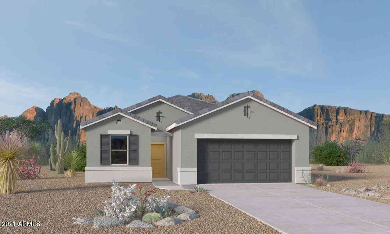 2014 S 48TH Street, Coolidge, AZ, 85128,