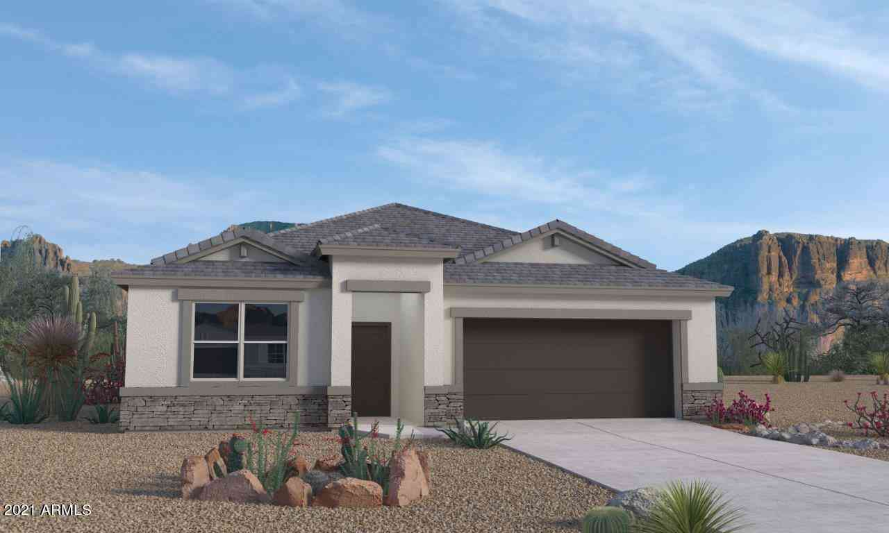 2020 S 46TH Street, Coolidge, AZ, 85128,