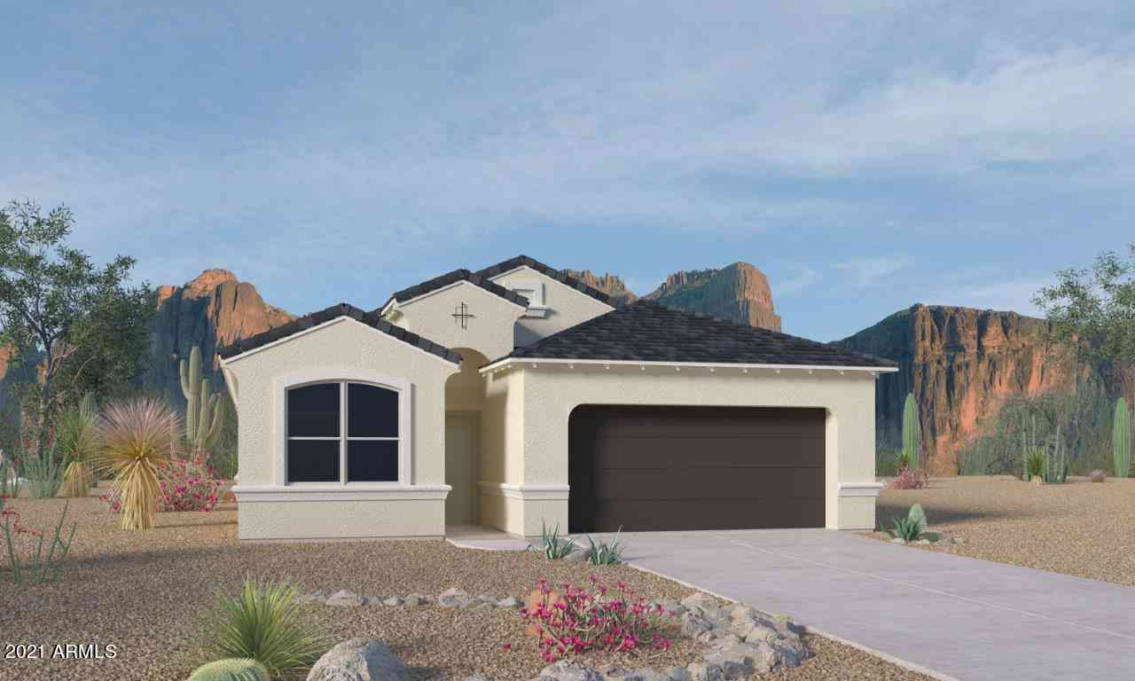 4631 W CINNAMON Avenue, Coolidge, AZ, 85128,