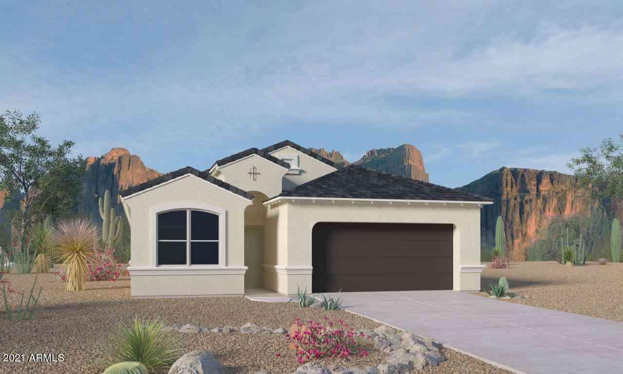 4631 W CINNAMON Avenue, Coolidge, AZ, 85128,