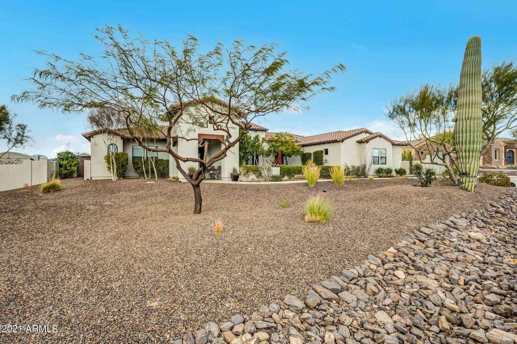 5632 E RANCHO TIERRA Drive, Cave Creek, AZ, 85331,