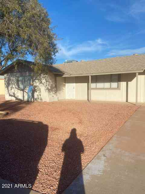 10841 N 108TH Drive, Sun City, AZ, 85351,
