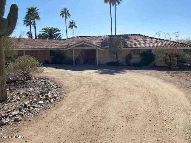6420 N PALO CRISTI Road, Paradise Valley, AZ, 85253,