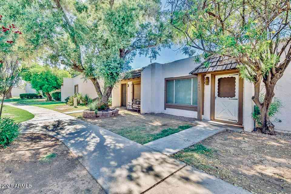 4605 W DESERT CREST Drive, Glendale, AZ, 85301,