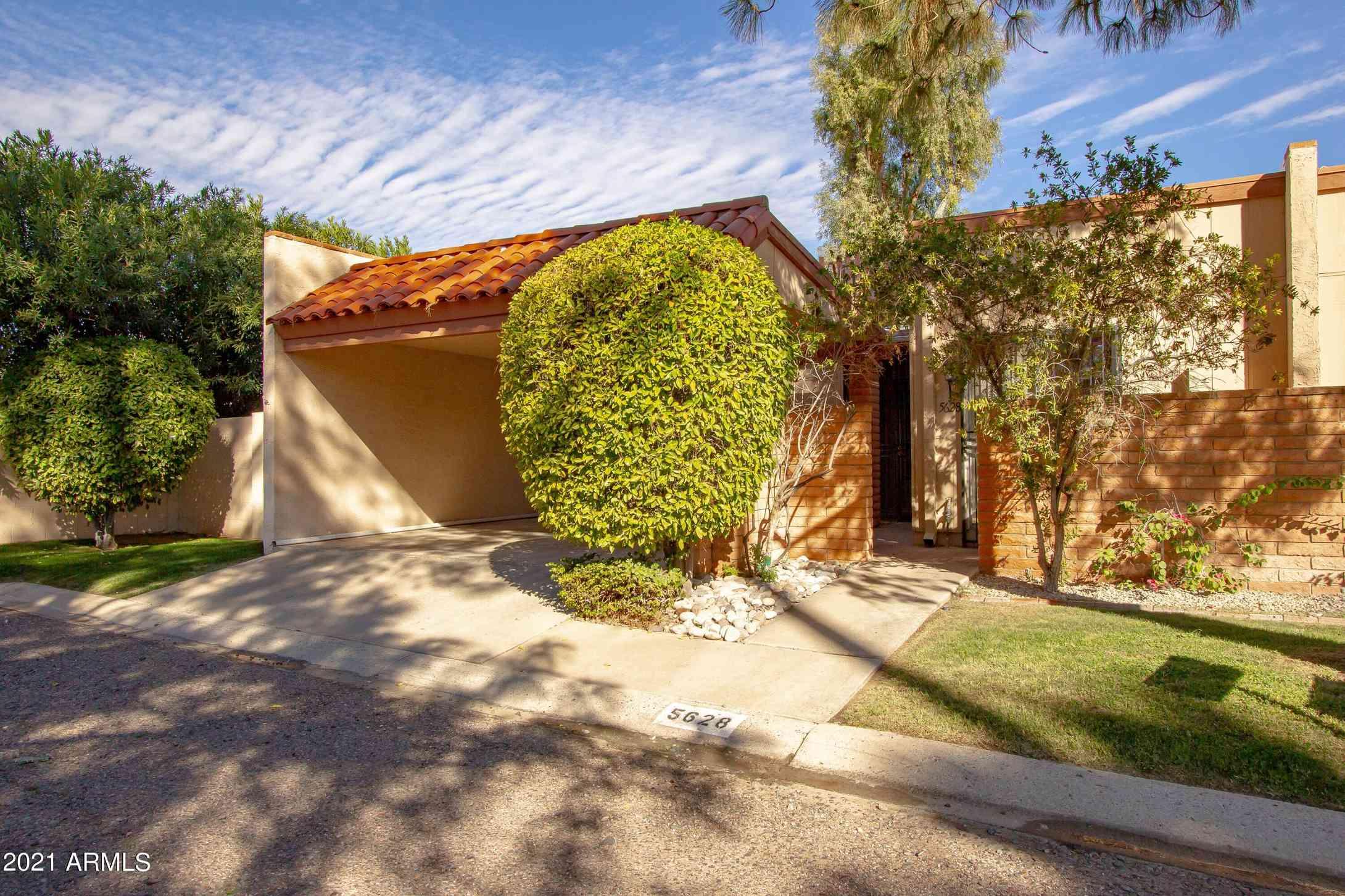 5628 N 17TH Street, Phoenix, AZ, 85016,