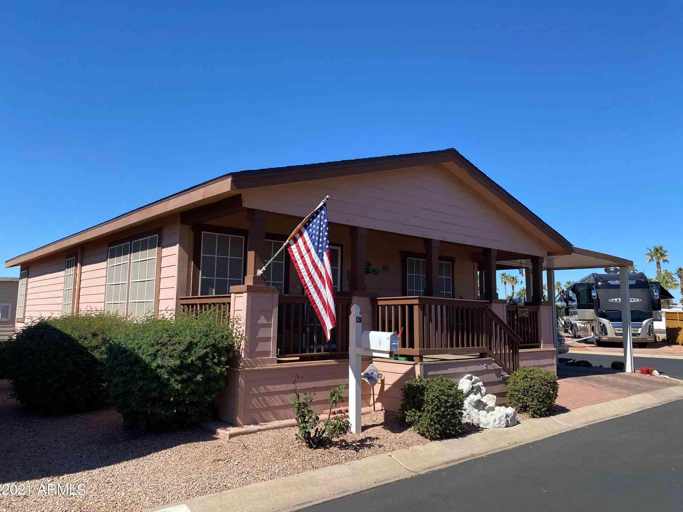 233 N Val Vista Drive #67R, Mesa, AZ, 85205,