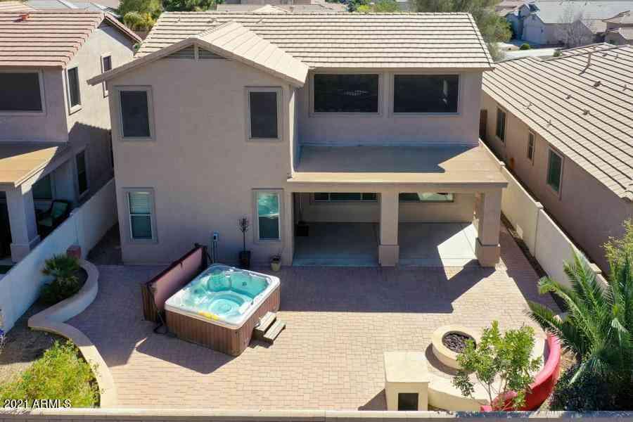 20458 N JONES Drive, Maricopa, AZ, 85138,
