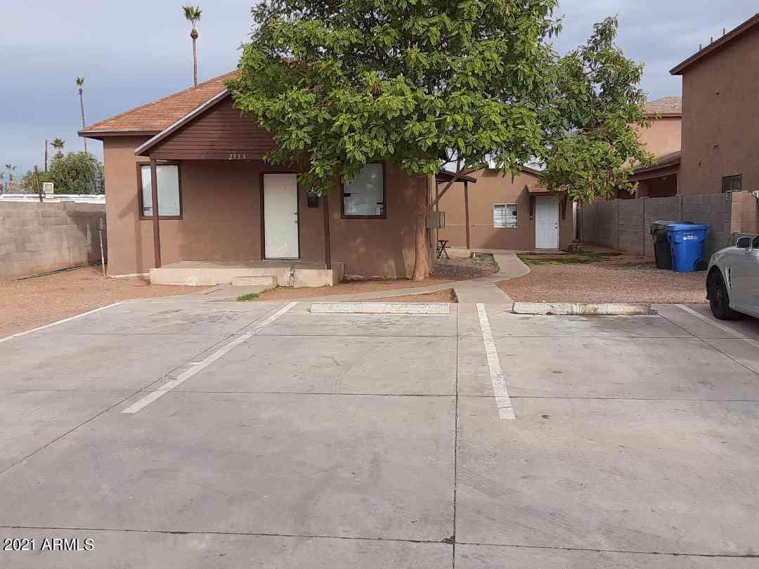 2536 W Adams Street, Phoenix, AZ, 85009,