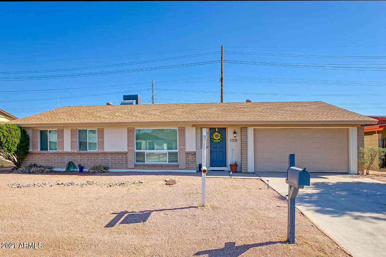 10819 N 45TH Drive, Glendale, AZ, 85304,