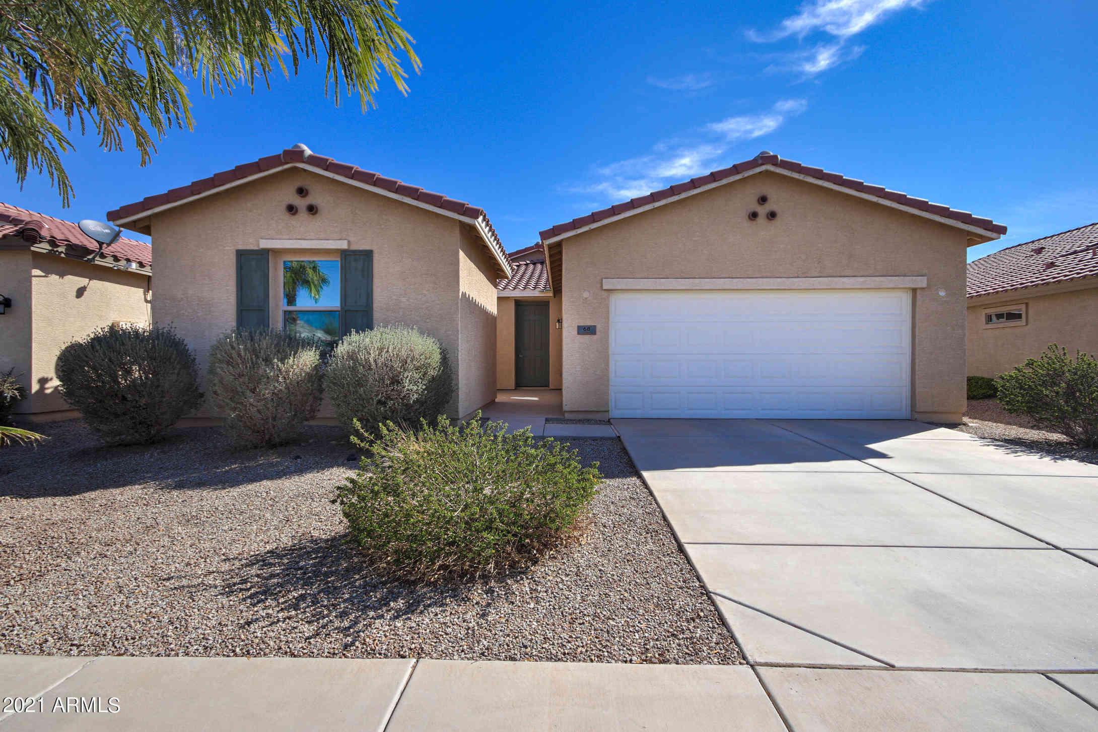 68 S AGUA FRIA Lane, Casa Grande, AZ, 85194,