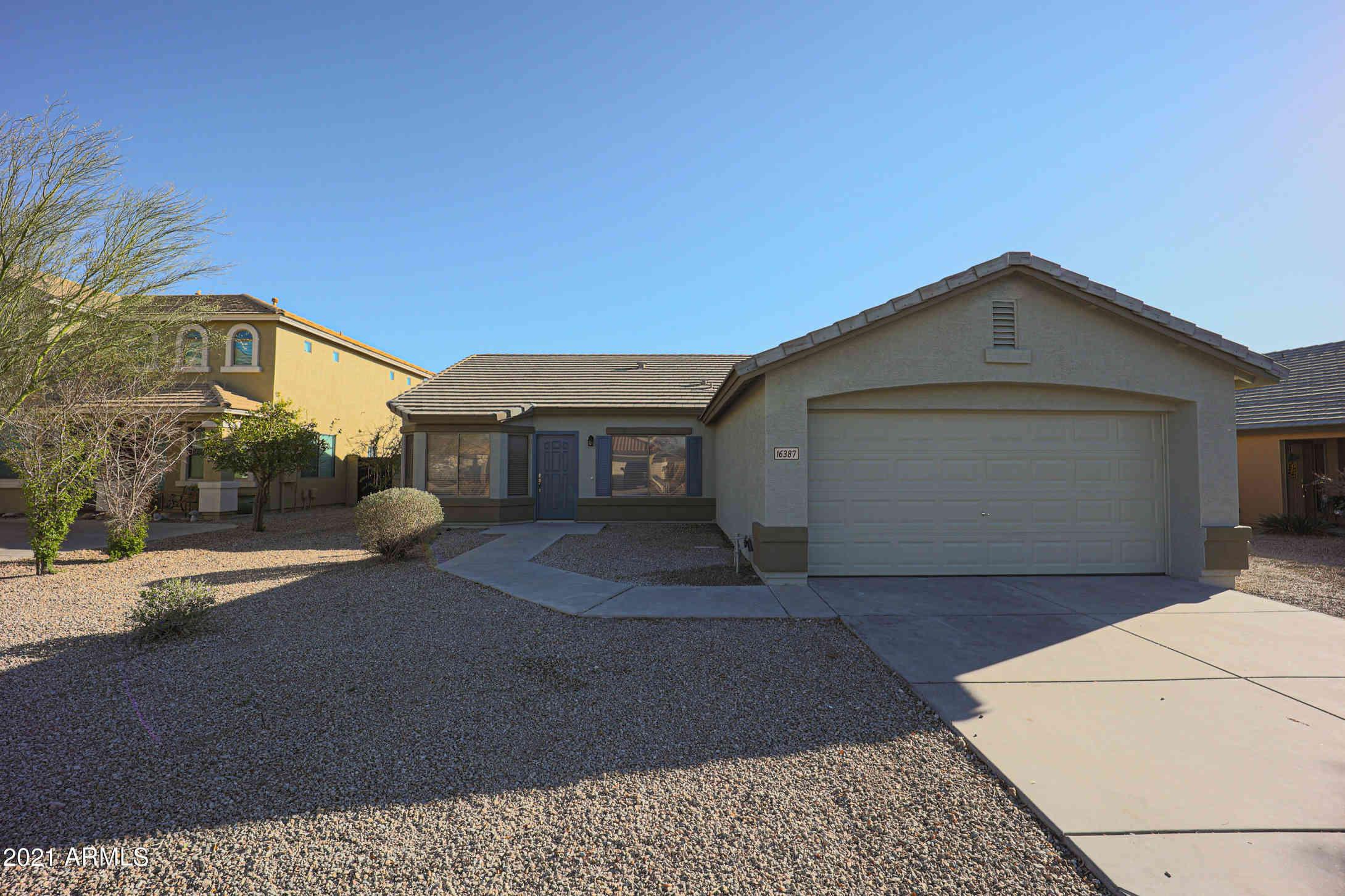 16387 W MONROE Street, Goodyear, AZ, 85338,