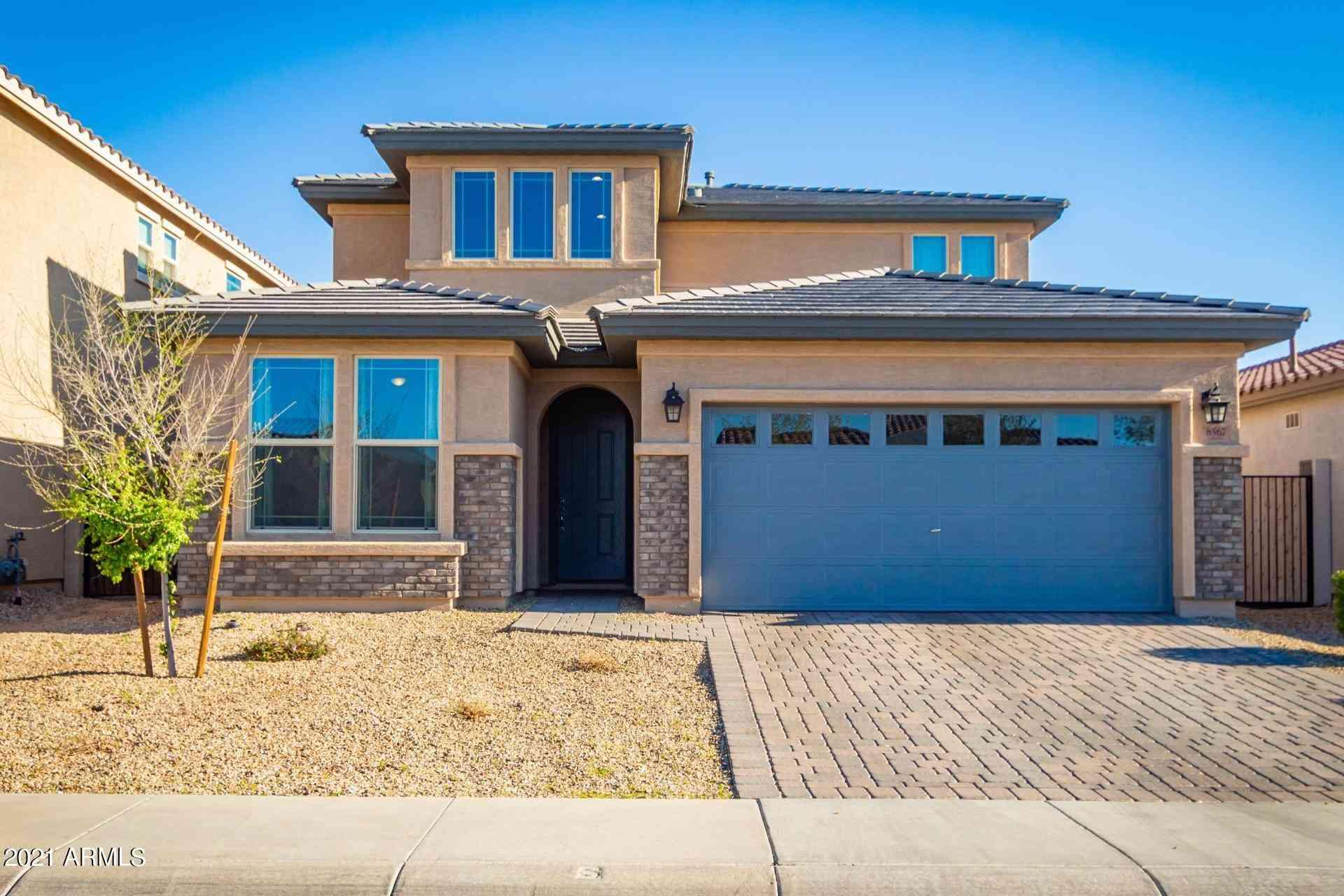 8567 S 40TH Drive, Laveen, AZ, 85339,