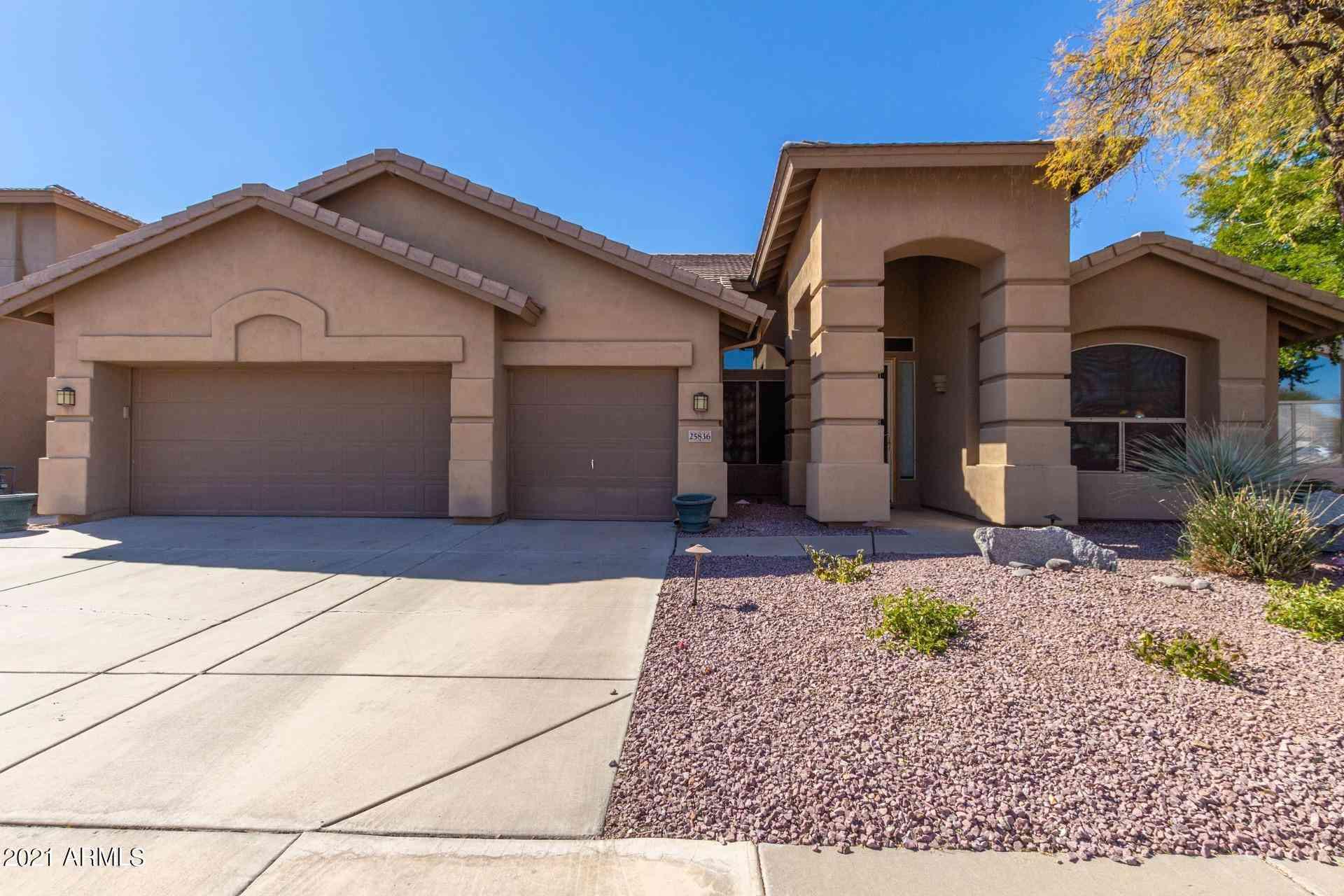 25836 N 44TH Way, Phoenix, AZ, 85050,