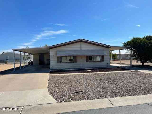 3609 N SOUTH DAKOTA Avenue, Florence, AZ, 85132,