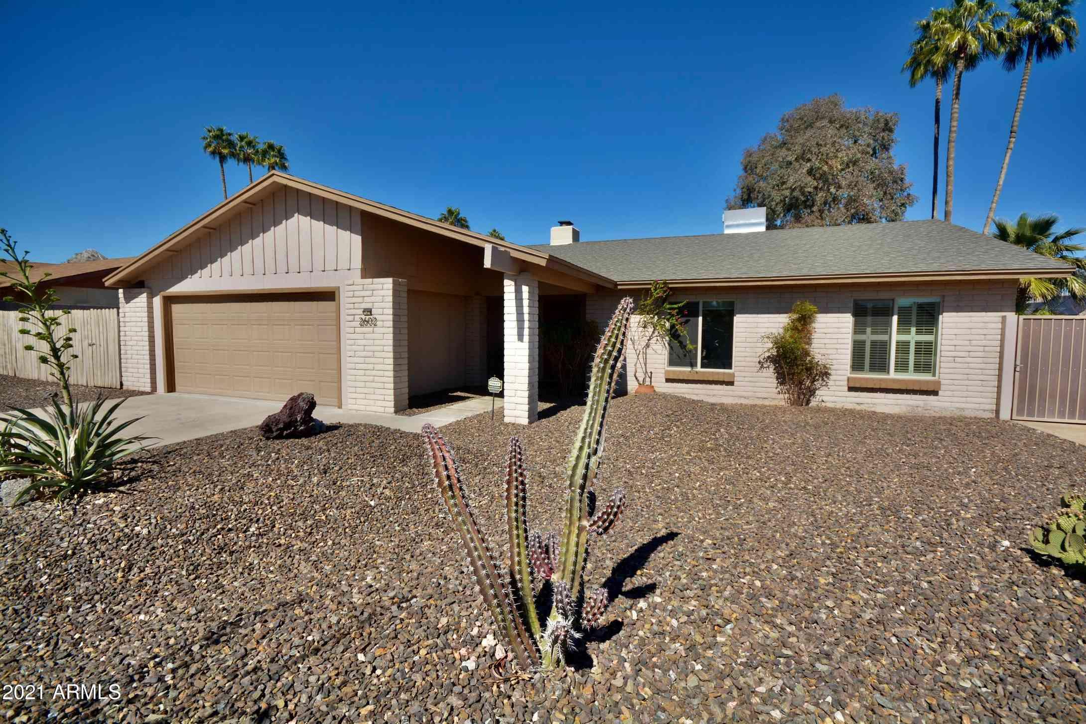 2602 E CHRISTY Drive, Phoenix, AZ, 85028,