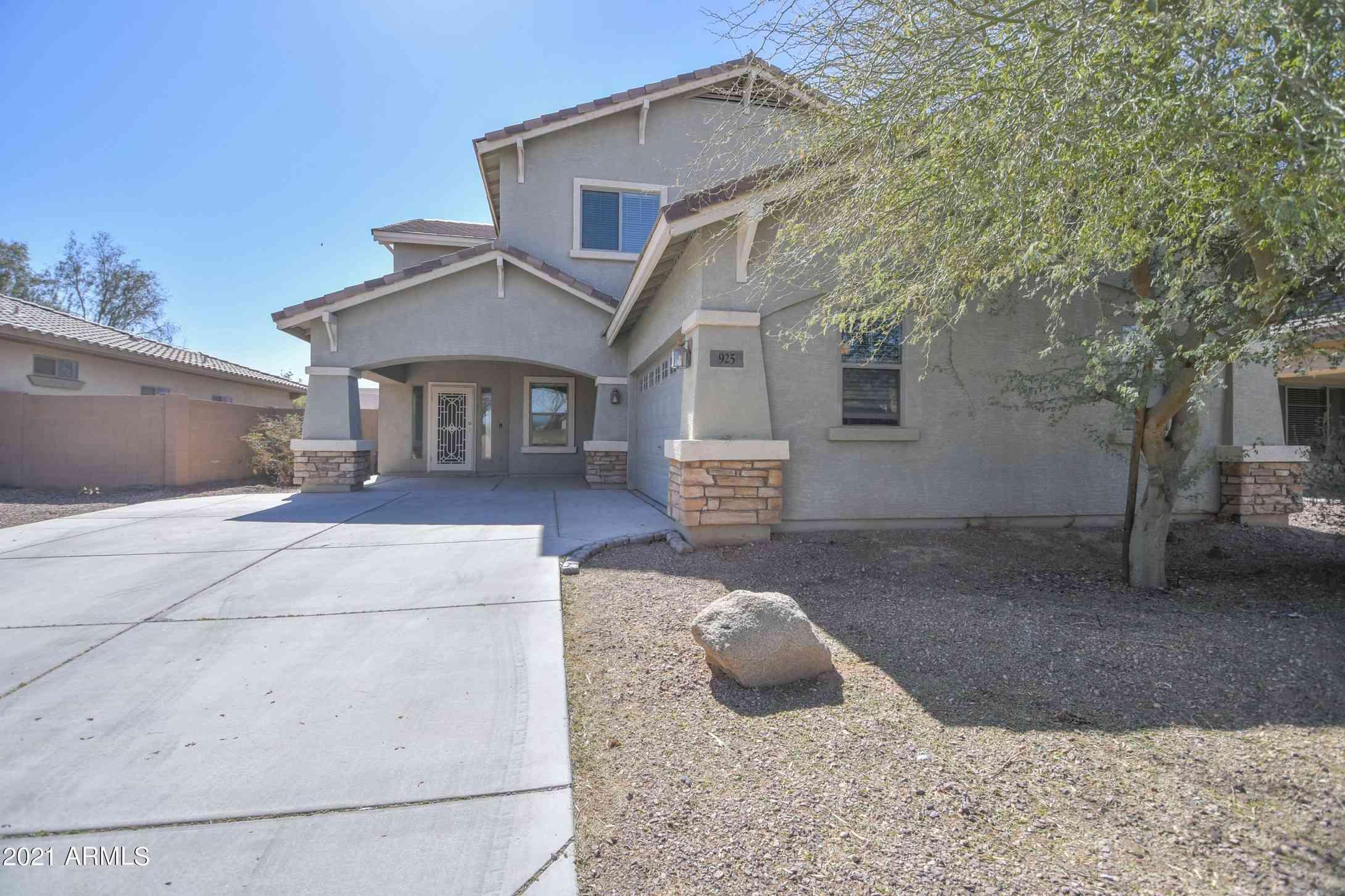 925 E WHITE WING Drive, Casa Grande, AZ, 85122,