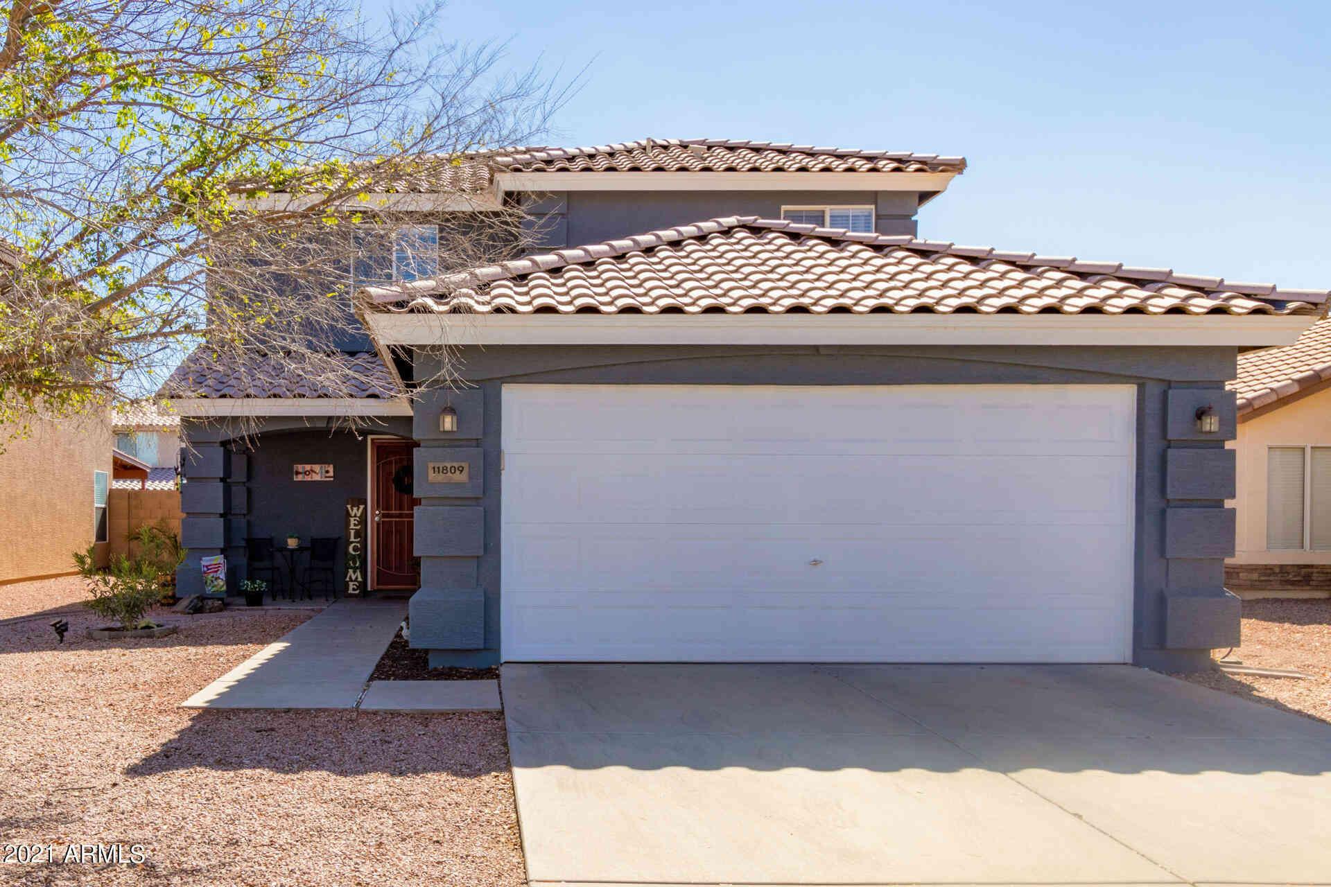 11809 W SHAW BUTTE Drive, El Mirage, AZ, 85335,