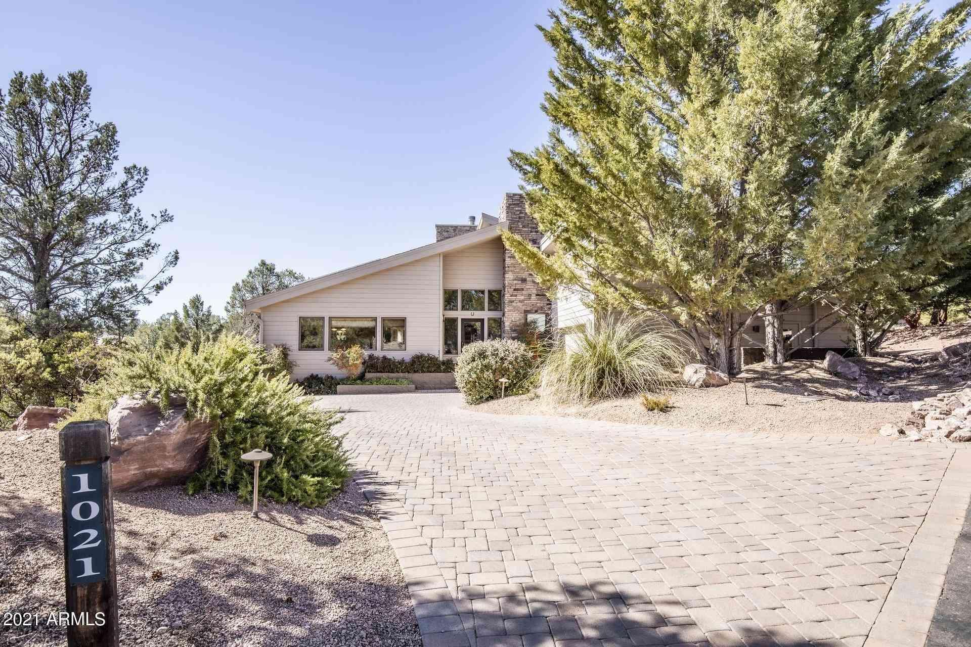 1021 N Scenic Drive, Payson, AZ, 85541,