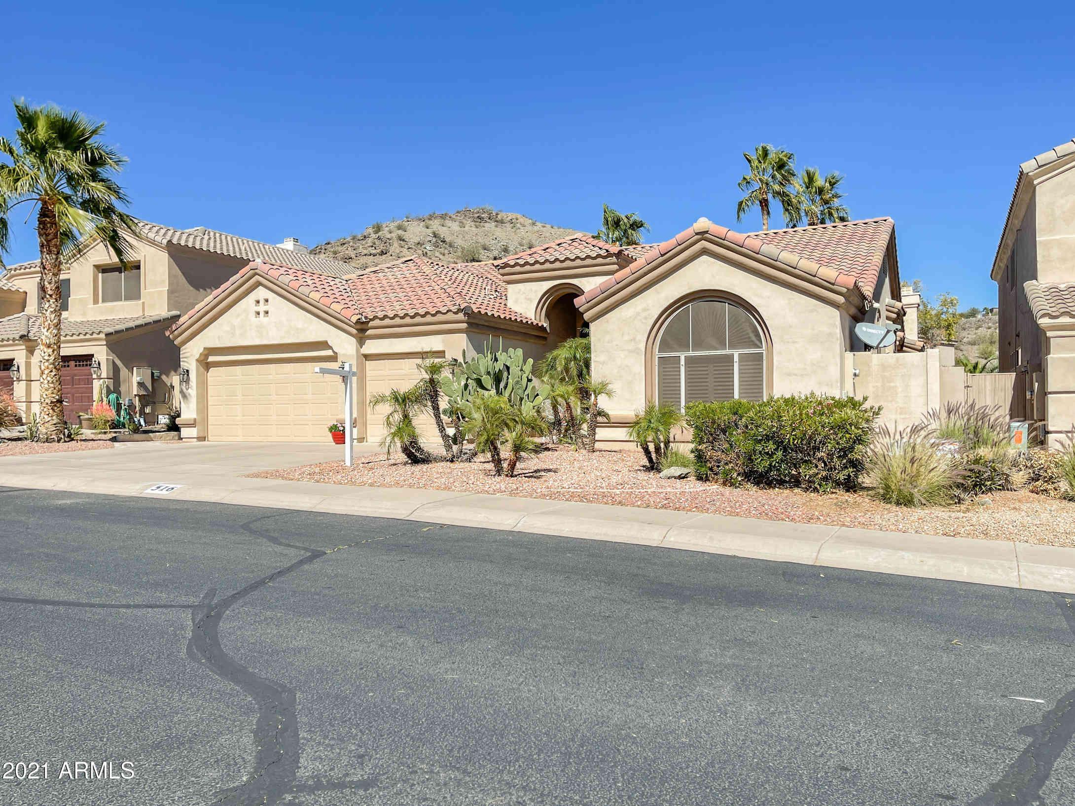 516 E Silverwood Drive, Phoenix, AZ, 85048,