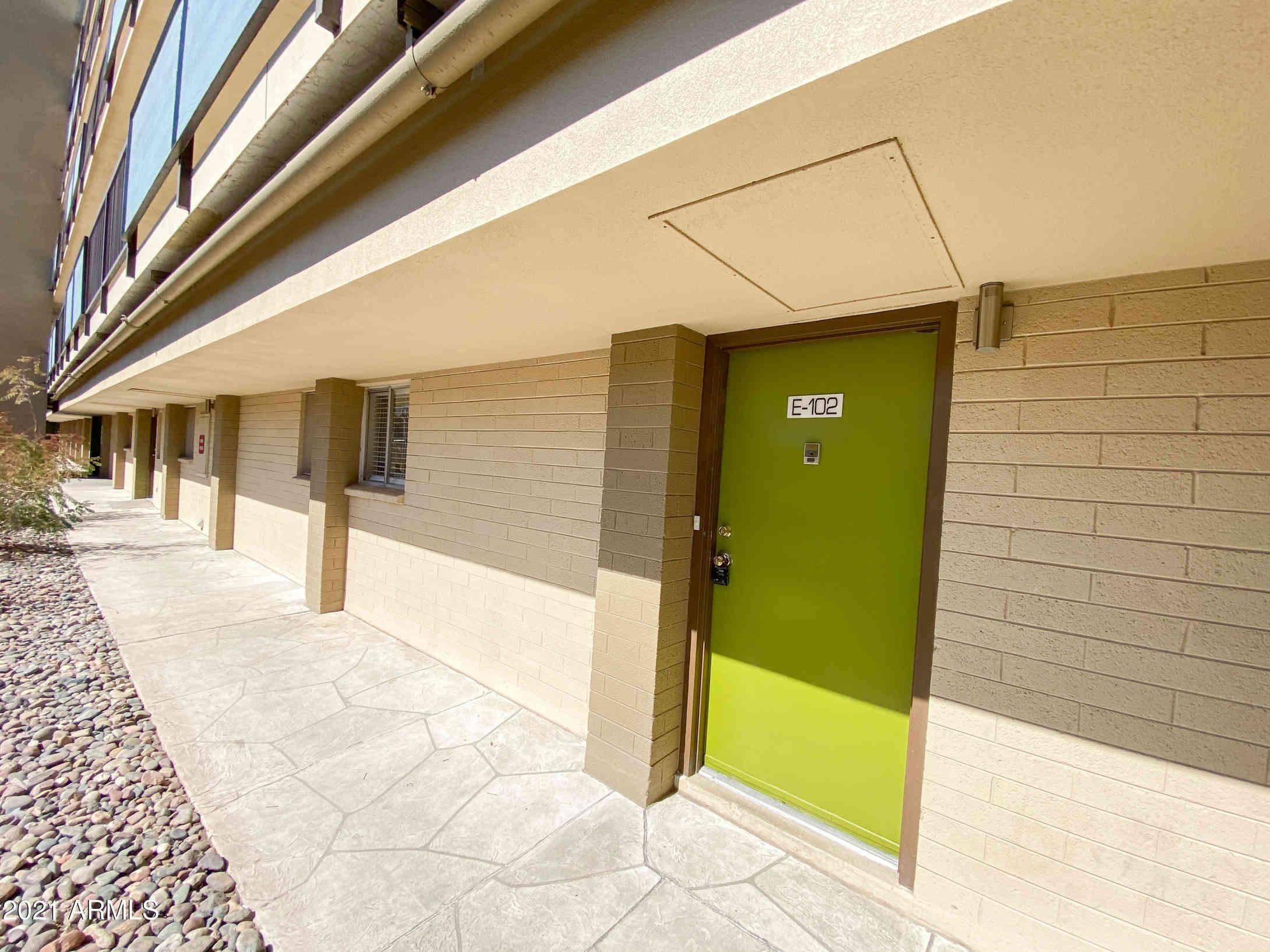 349 E THOMAS Road #E102, Phoenix, AZ, 85012,