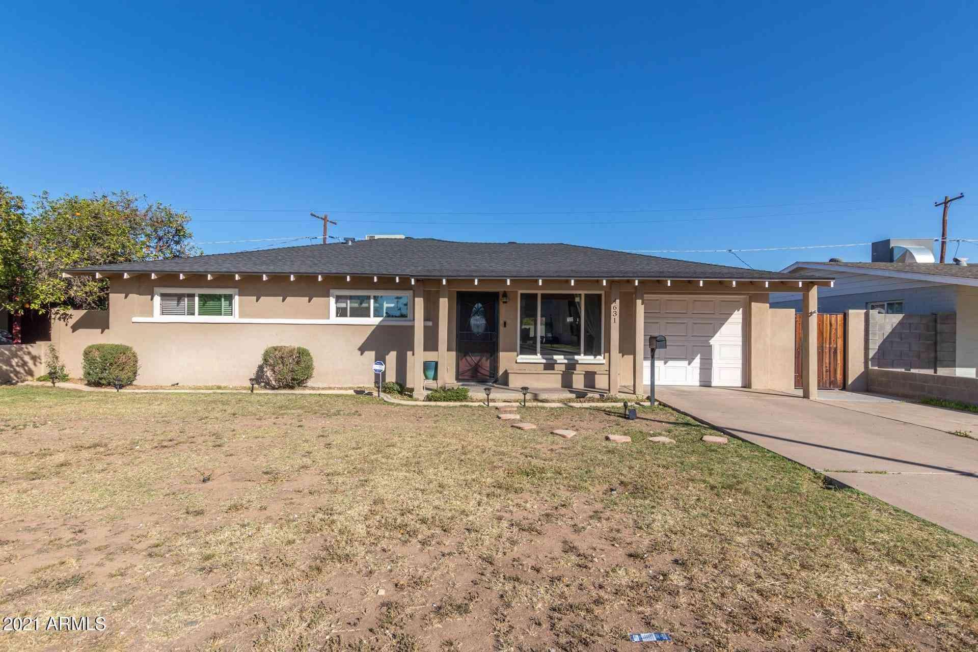 4631 N 15TH Avenue, Phoenix, AZ, 85015,