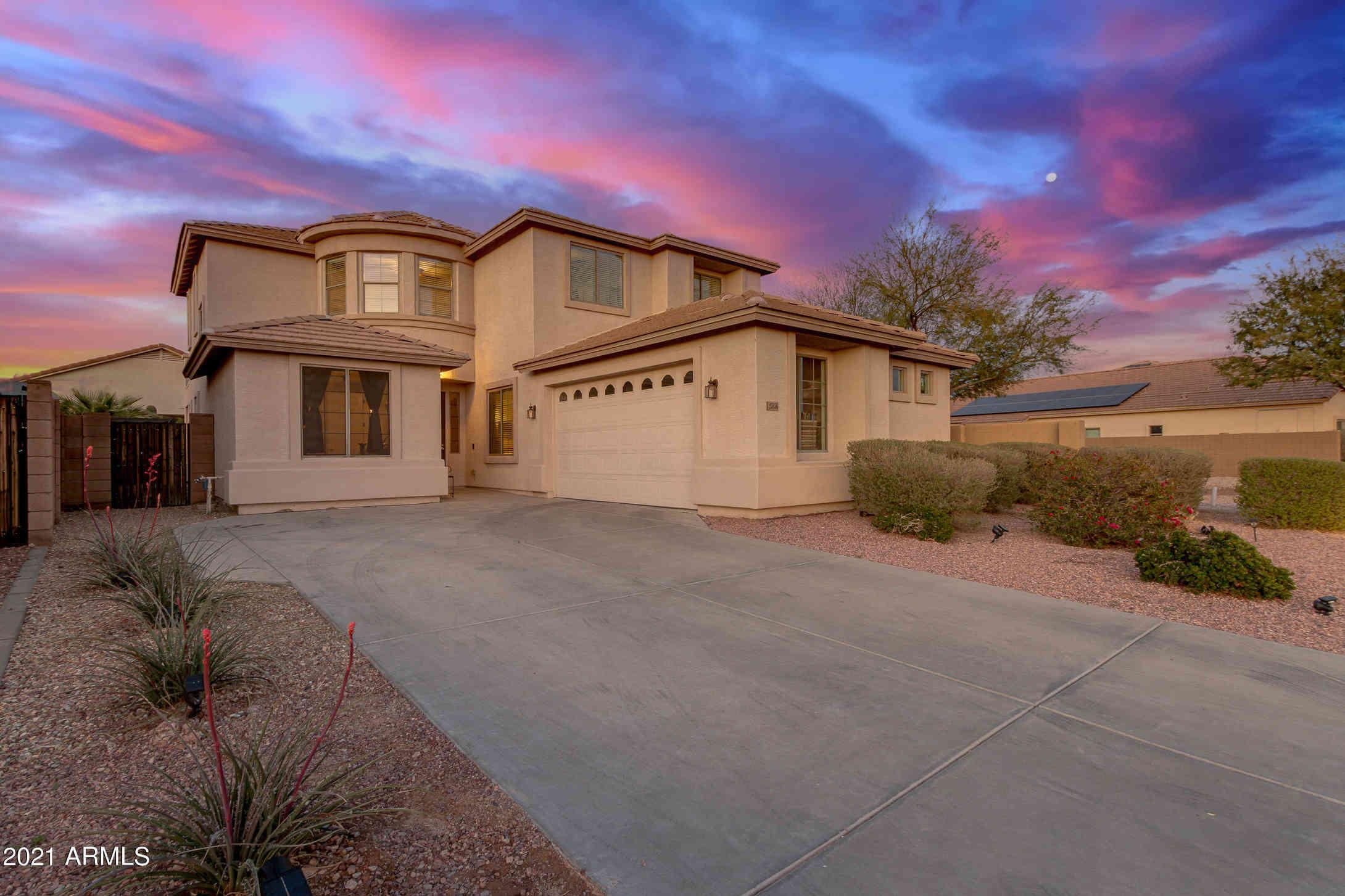 25856 W MAGNOLIA Street, Buckeye, AZ, 85326,