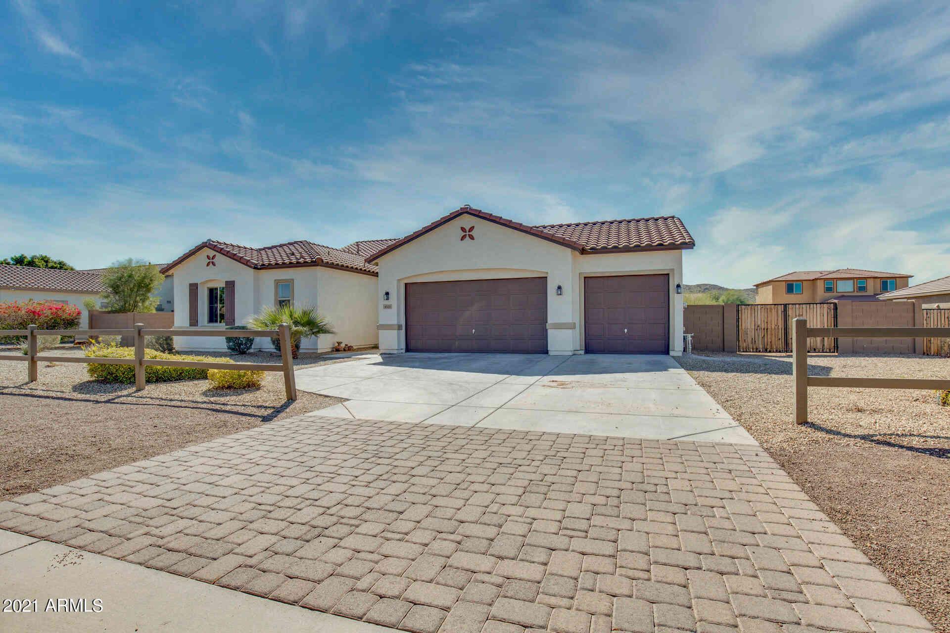 4515 W OLNEY Avenue, Laveen, AZ, 85339,