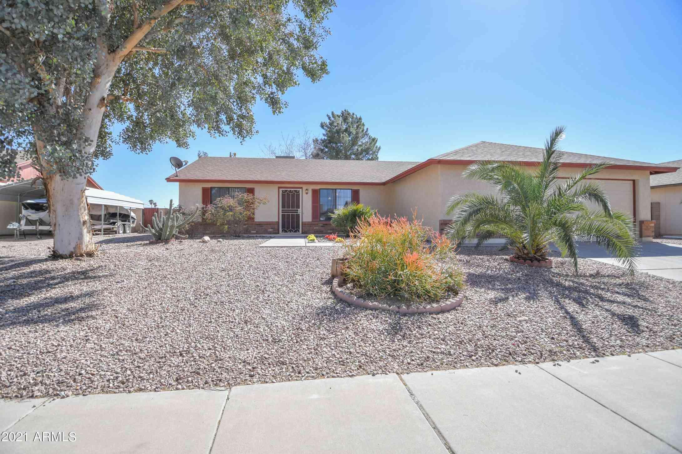 445 E PROVIDENCE Drive, Casa Grande, AZ, 85122,