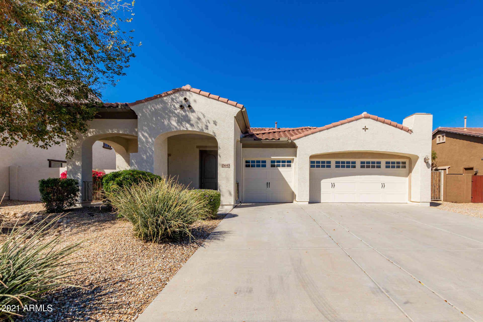 15640 W MINNEZONA Avenue, Goodyear, AZ, 85395,