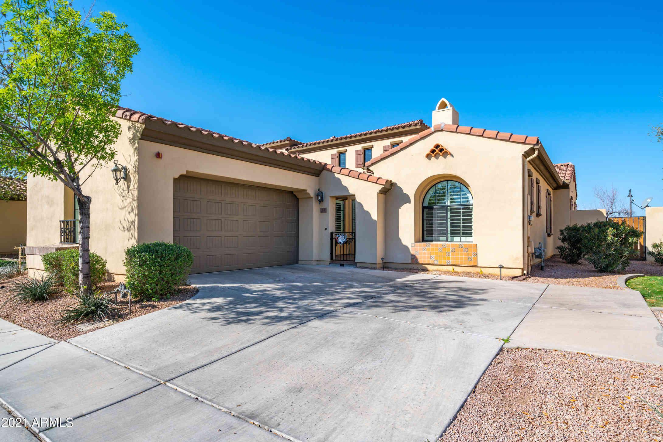 4700 S FULTON RANCH Boulevard #34, Chandler, AZ, 85248,