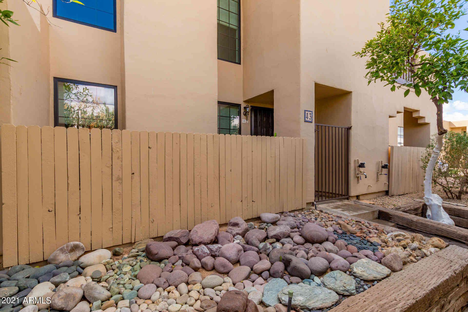 5402 E WINDSOR Avenue #43, Phoenix, AZ, 85008,