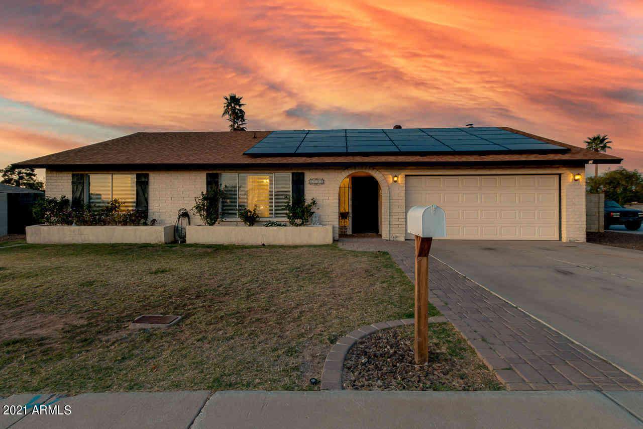 4602 W CALAVAR Road, Glendale, AZ, 85306,