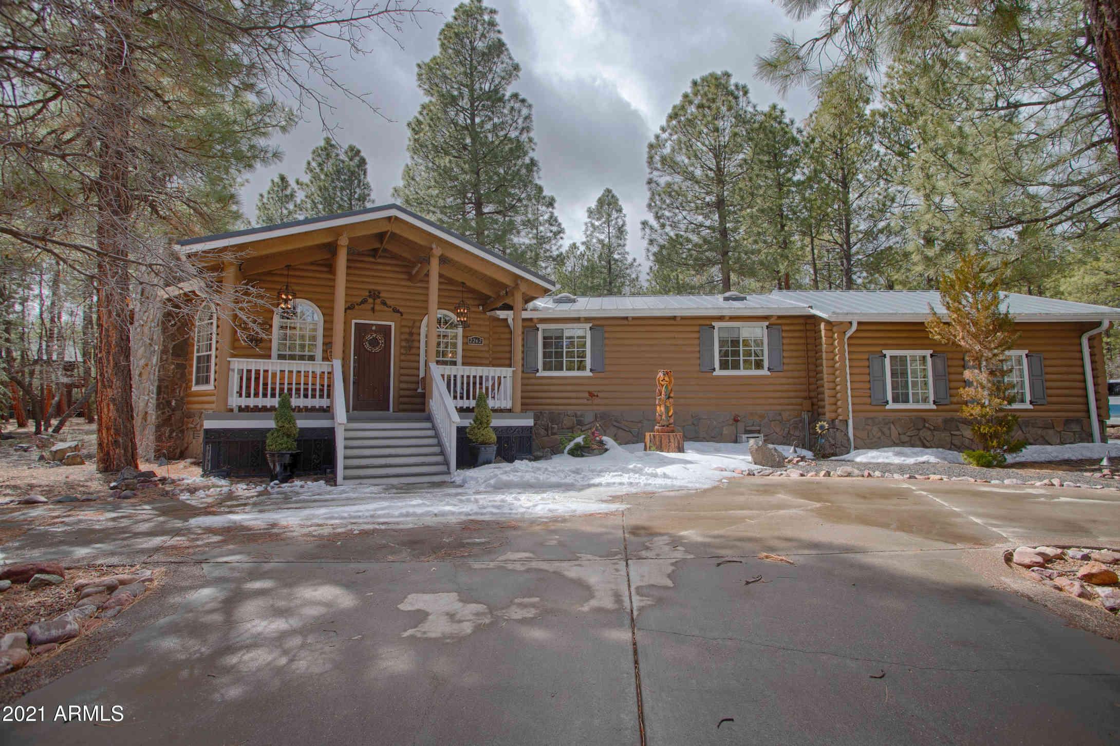 2262 WILD OAK Trail, Pinetop, AZ, 85935,