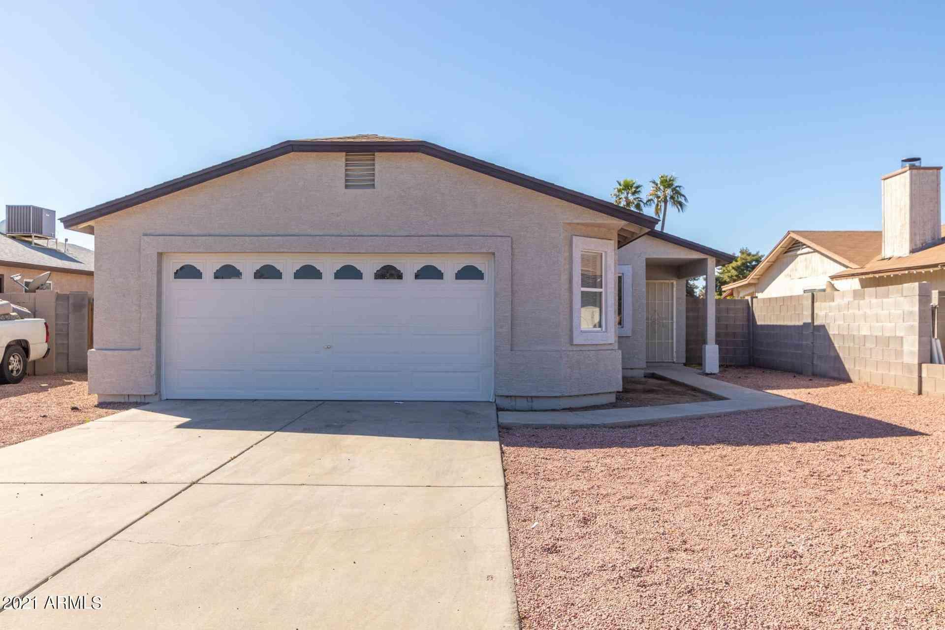 3122 N 89TH Avenue, Phoenix, AZ, 85037,