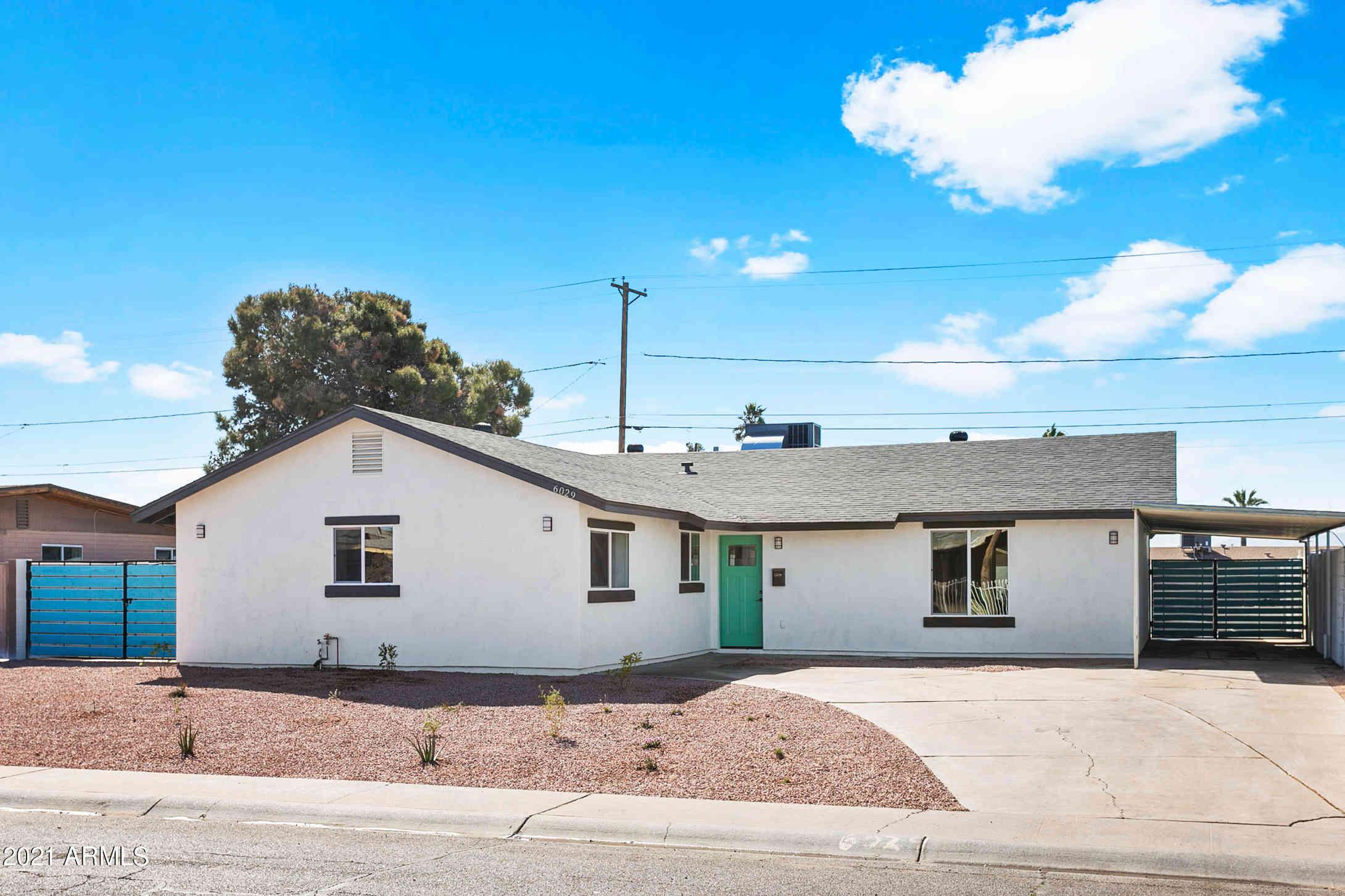 6029 W CLARENDON Avenue, Phoenix, AZ, 85033,