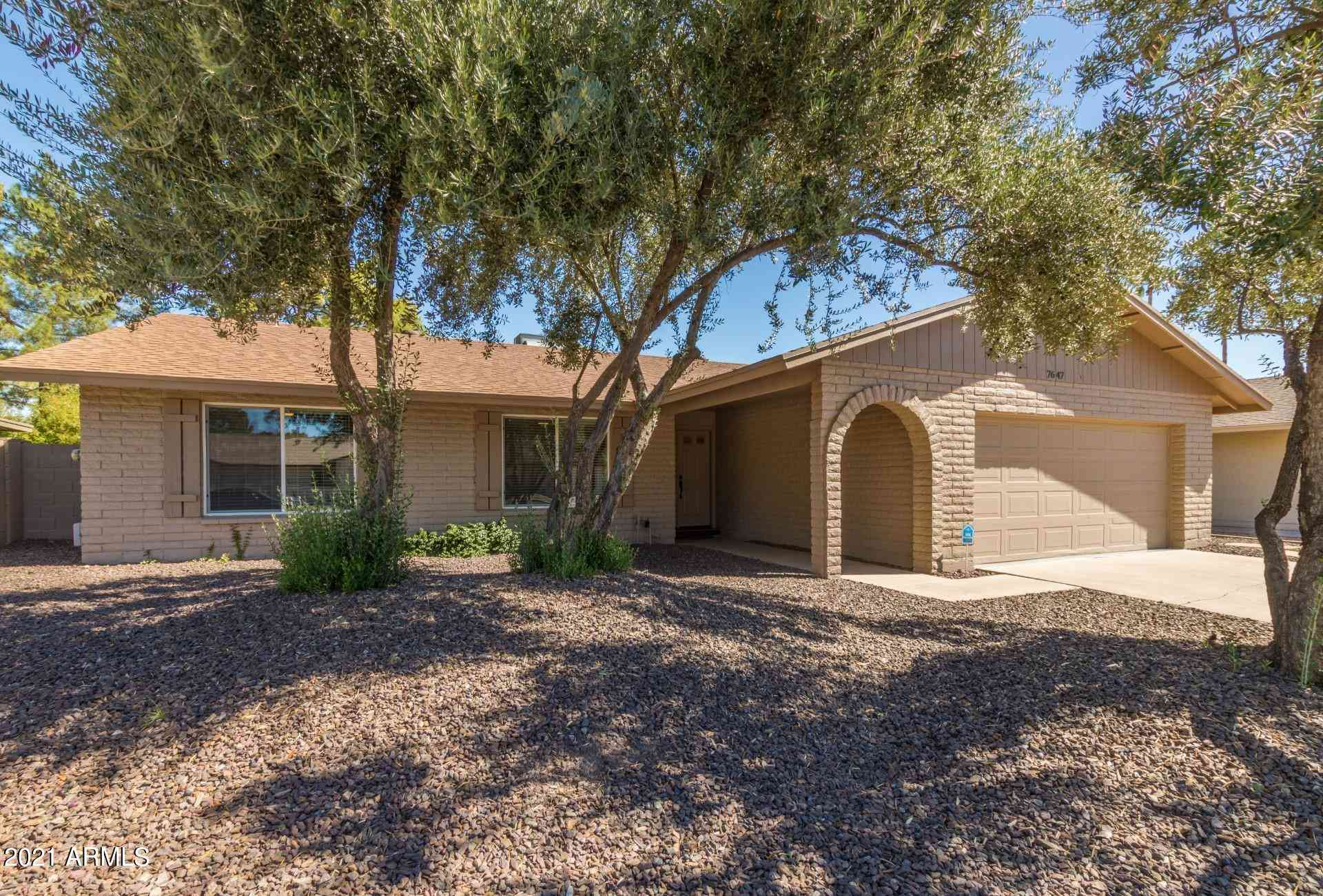 7647 N VIA DE LA CAMPANA --, Scottsdale, AZ, 85258,