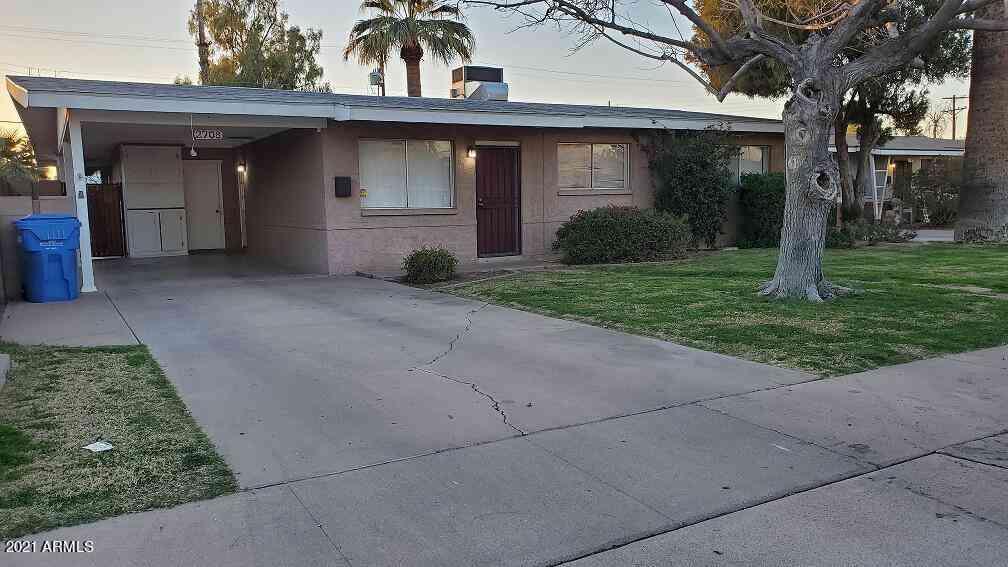 2708 N 26TH Place, Phoenix, AZ, 85008,
