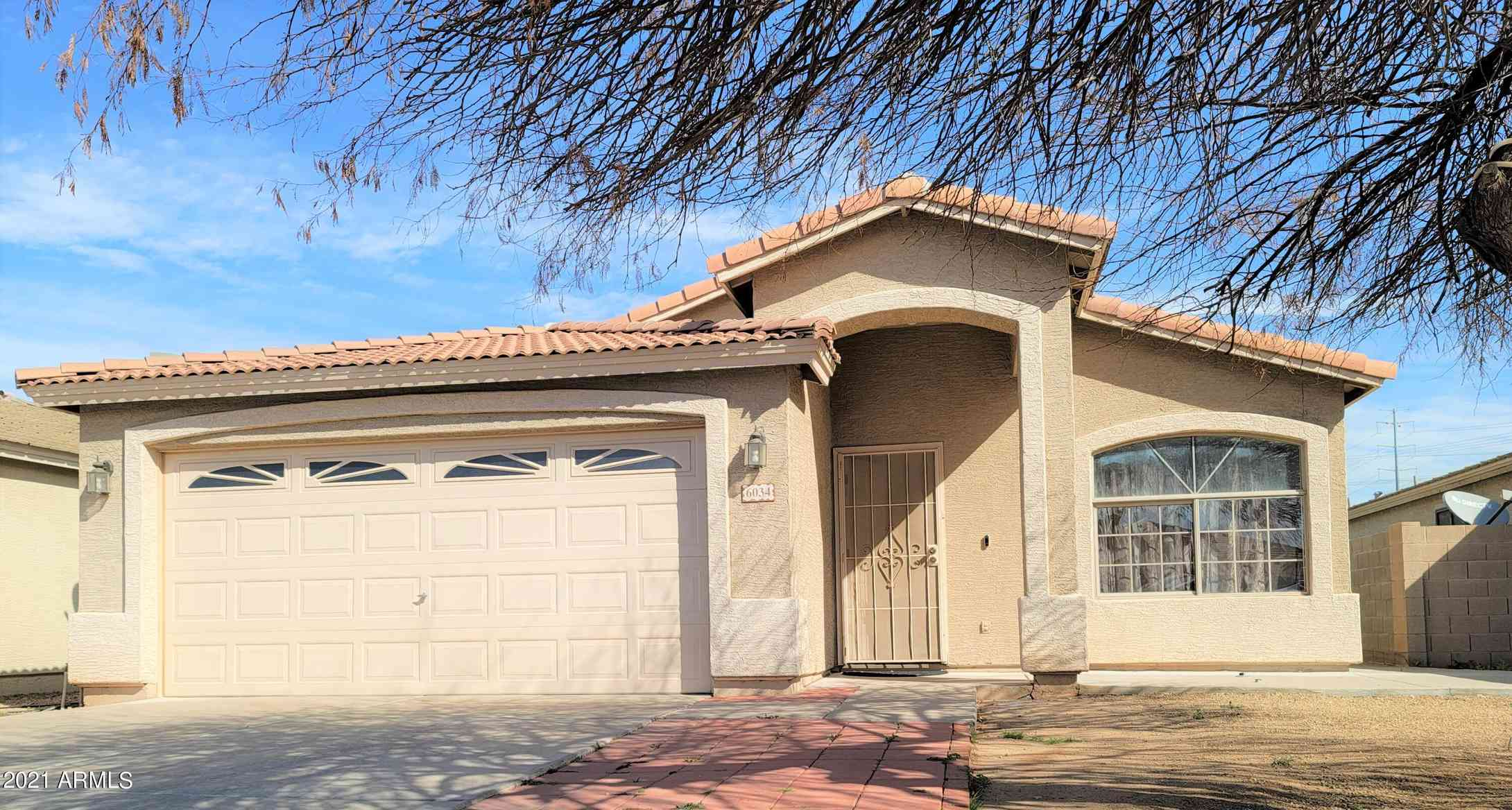 6034 W ILLINI Street, Phoenix, AZ, 85043,