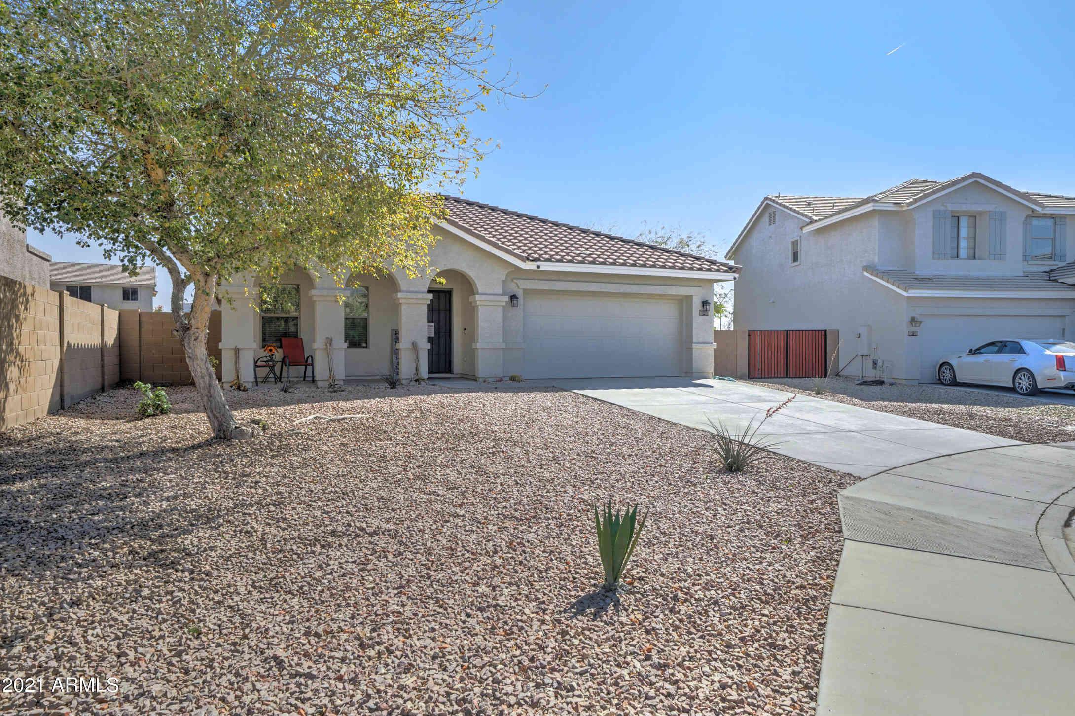 1127 S 220TH Drive, Buckeye, AZ, 85326,