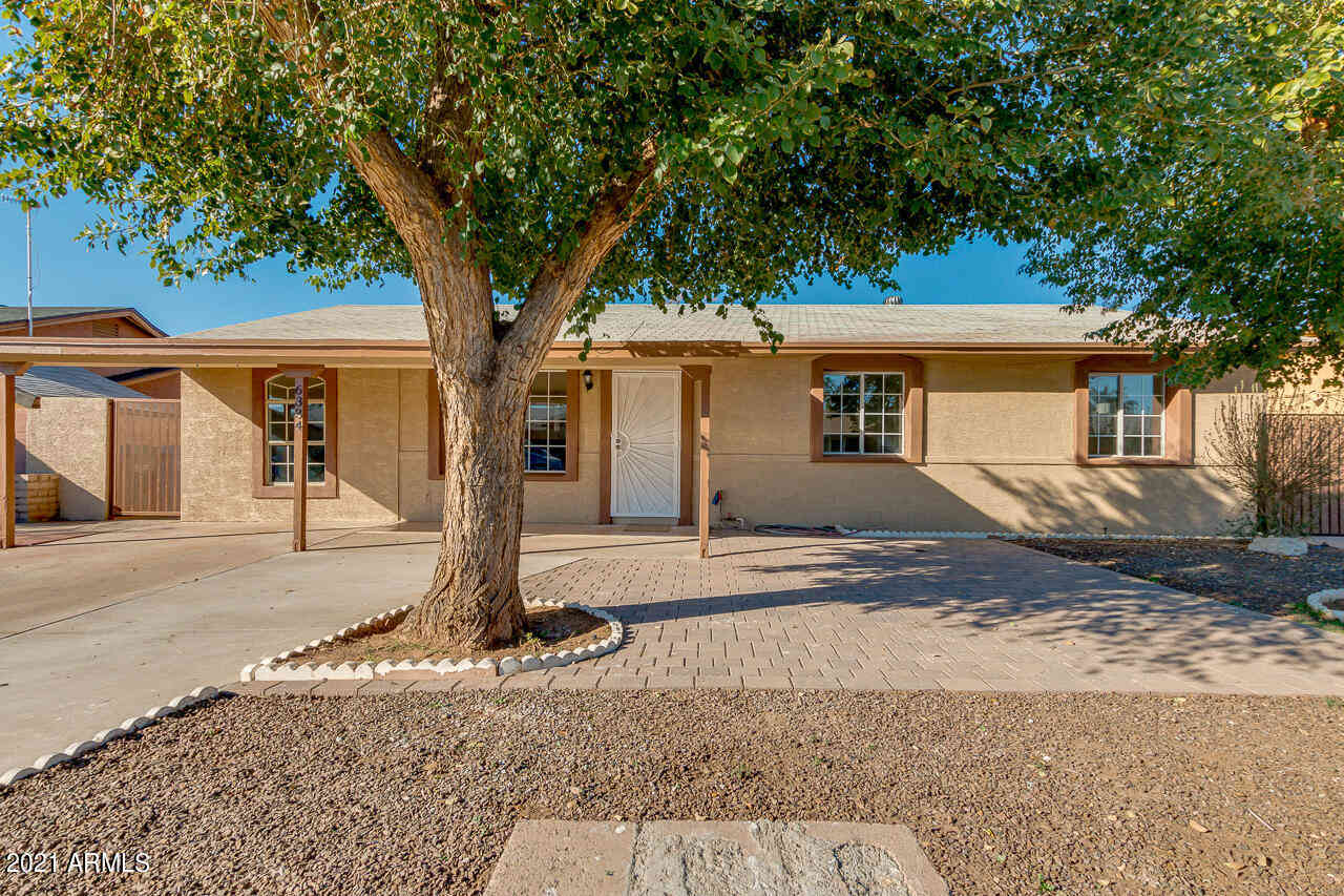 6334 W MULBERRY Drive, Phoenix, AZ, 85033,