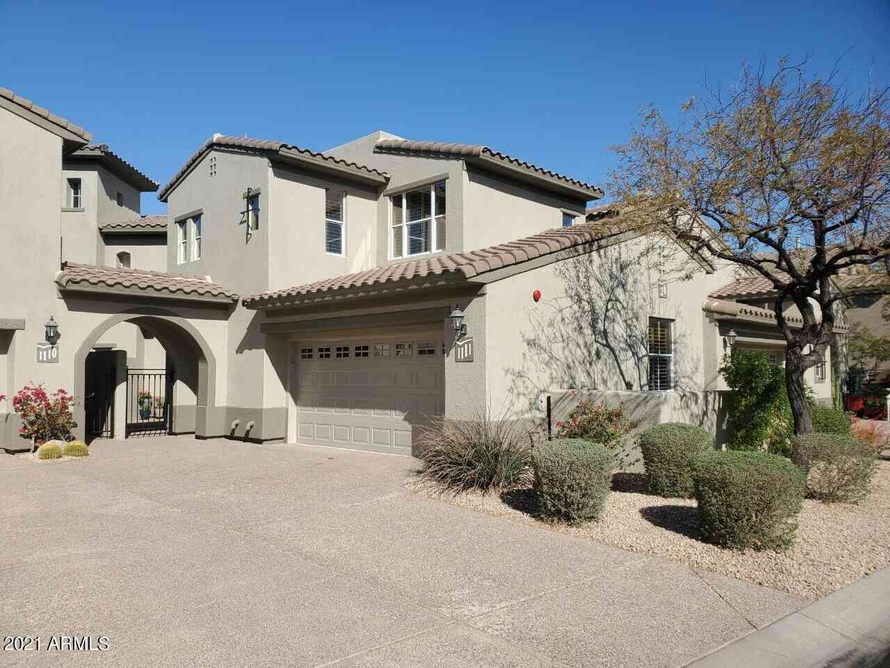 20802 N GRAYHAWK Drive #1111, Scottsdale, AZ, 85255,