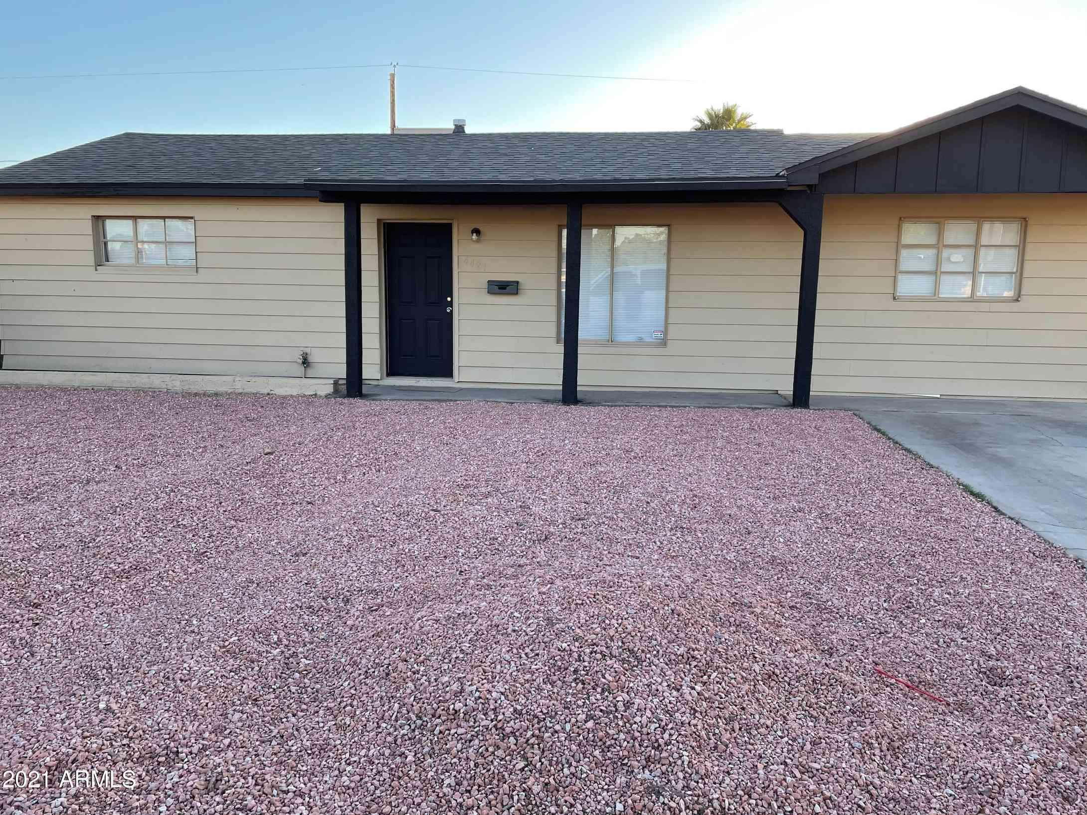 4421 N 31ST Avenue, Phoenix, AZ, 85017,