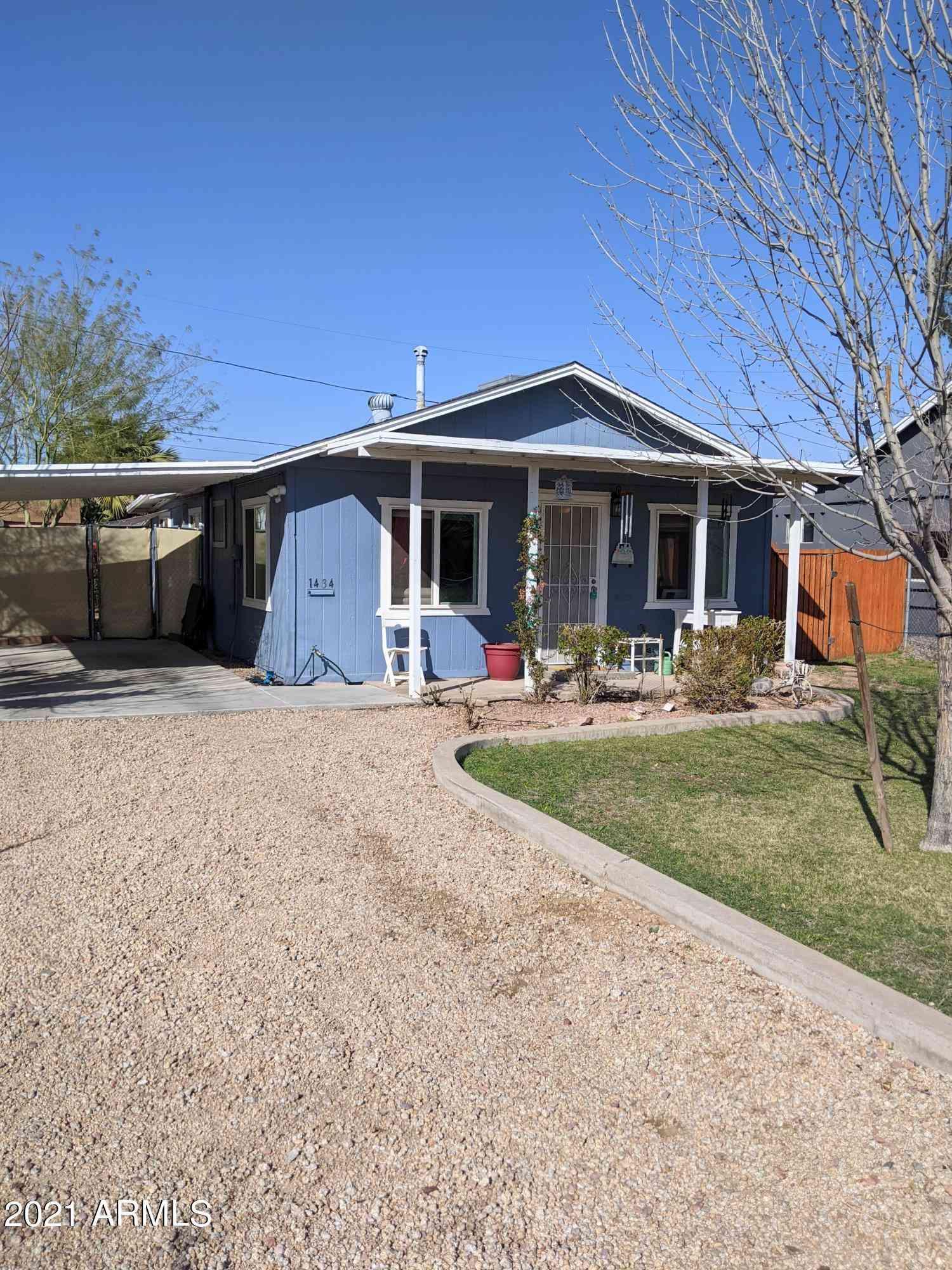 1434 E WELDON Avenue, Phoenix, AZ, 85014,