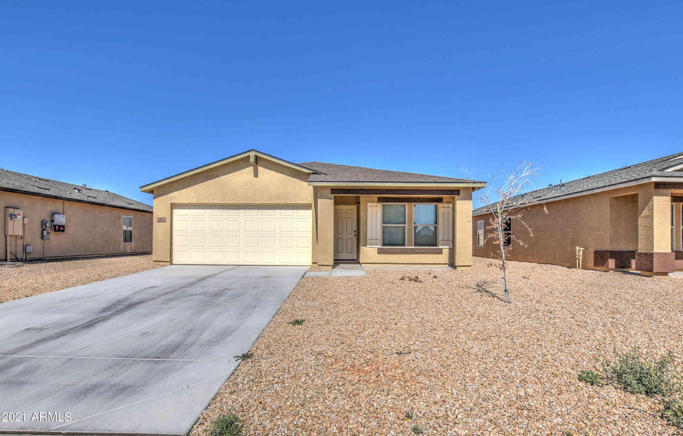 262 W WATSON Court, Casa Grande, AZ, 85122,