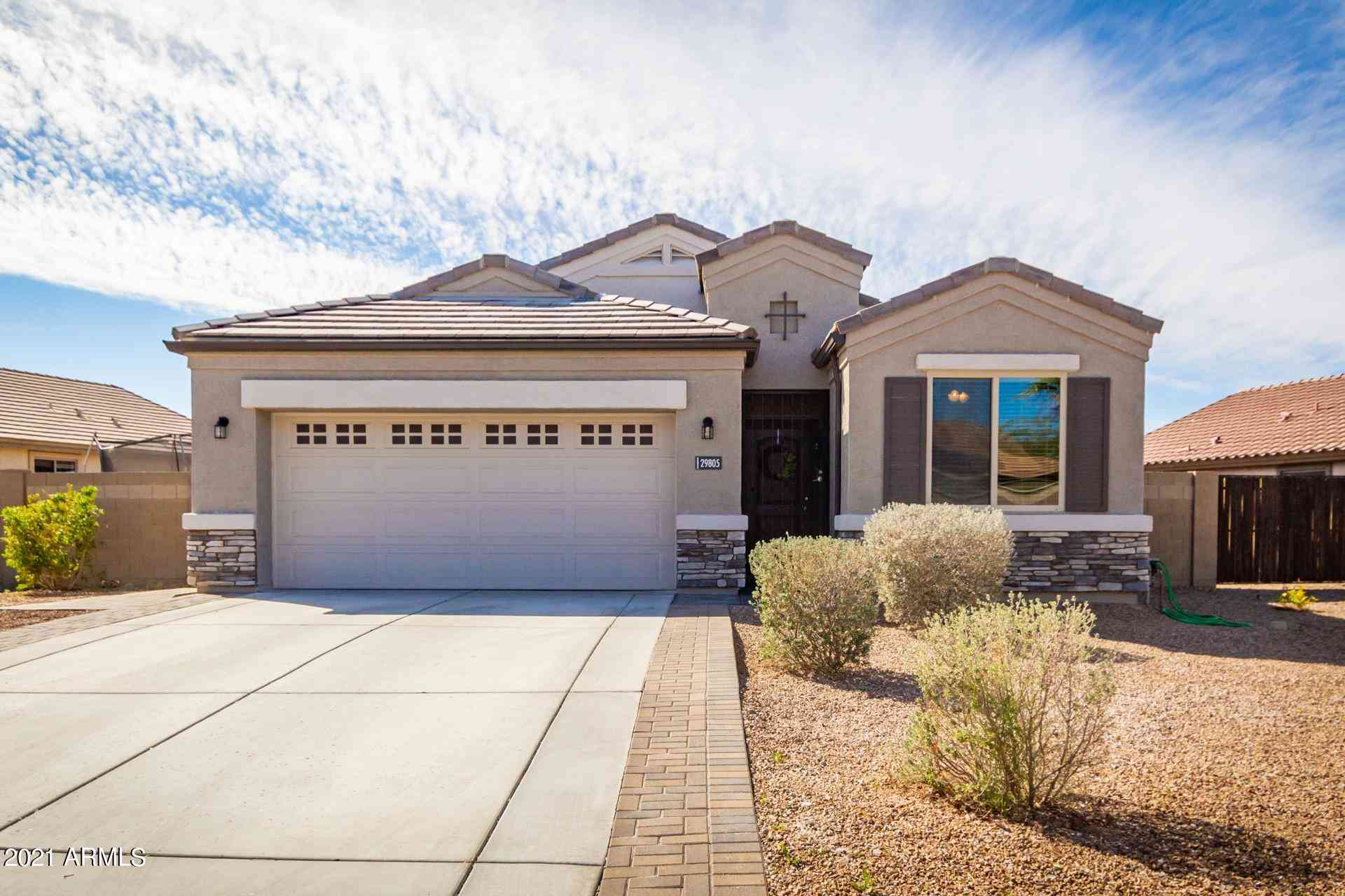 29805 W CLARENDON Avenue, Buckeye, AZ, 85396,