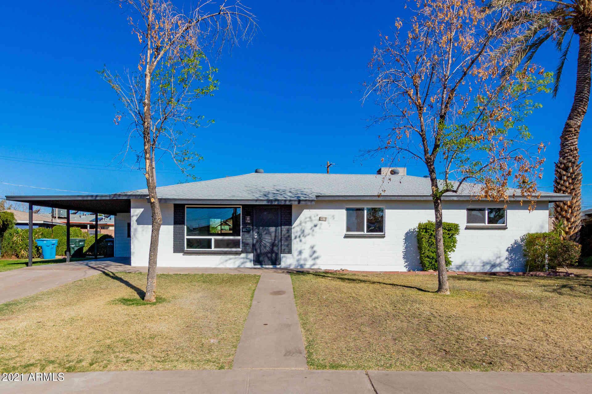 2210 W PALO VERDE Drive, Phoenix, AZ, 85015,