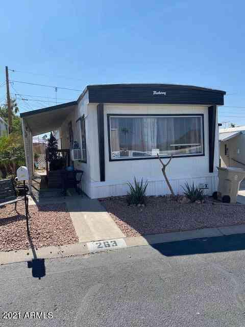 10401 N Cave Creek Road #263, Phoenix, AZ, 85020,